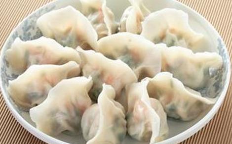 水饺样式图片步骤