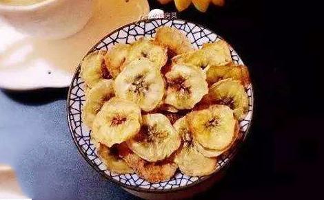 熊孩子香蕉片图片