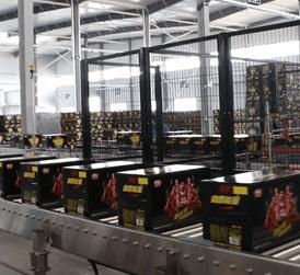 匠心智造 设备升级 || 中沃又一条欧洲进口无菌冷灌装生产线试产成功!