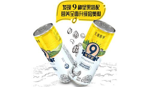 天地精华9味坚果坚果乳