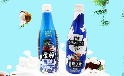 椰芝星生榨椰子汁