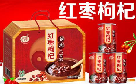 维维红枣枸杞养生八宝粥