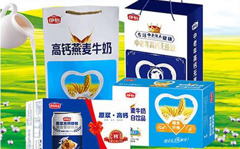 伊怡蛋白饮品礼盒