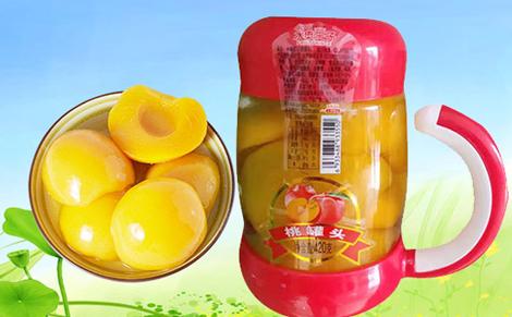 水果王子水果罐头