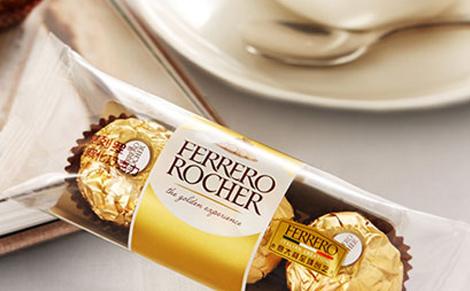 费列罗威化巧克力图片