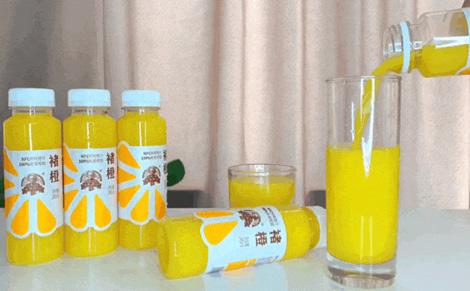 褚橙NFC果汁图片
