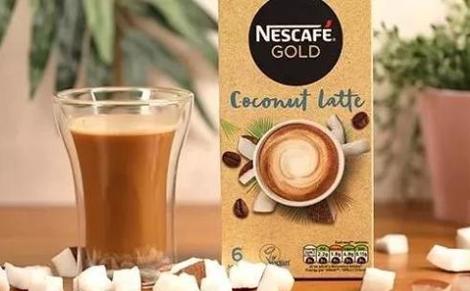 雀巢植物性速溶咖啡�D片