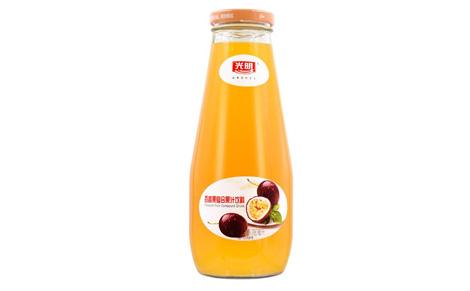 光明百香果汁饮料