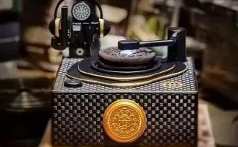 全球限量黑金音乐盒