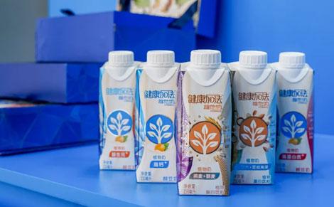 维他奶健康加法双植物蛋白饮品