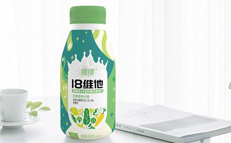 维维18维他果蔬乳酸菌饮品
