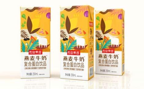 传奇果园燕麦牛奶