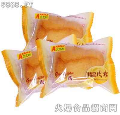 马氏利食品顶峰肥牛中的面包_安徽艾思面包有大葆台精品肉松图片
