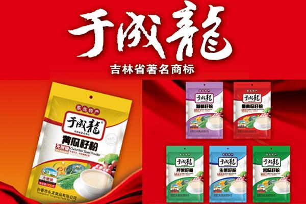 长春永龙食品招商海报