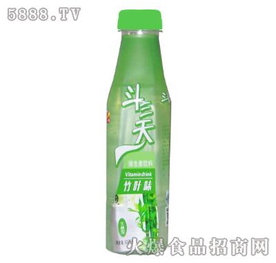 斗三天竹叶味维生素饮料