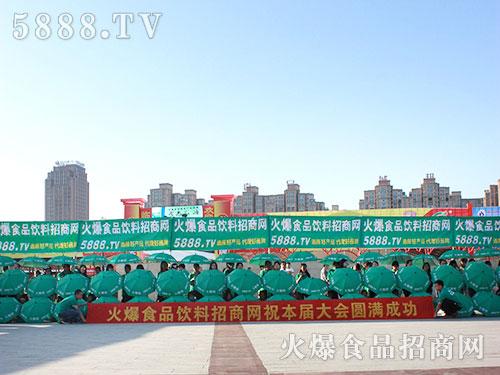 2016安徽糖酒会,火爆网风采依旧!