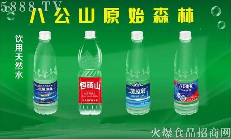 八公山饮用天然水