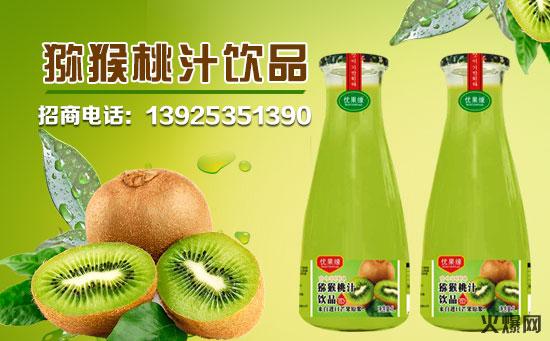 猕猴桃汁图片