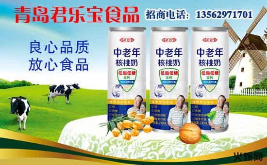 中老年高钙奶