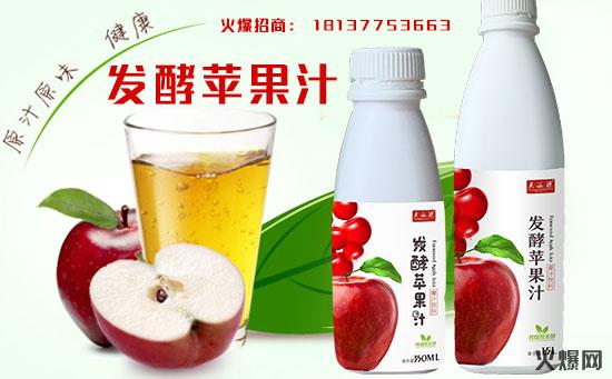 天海源发酵苹果汁