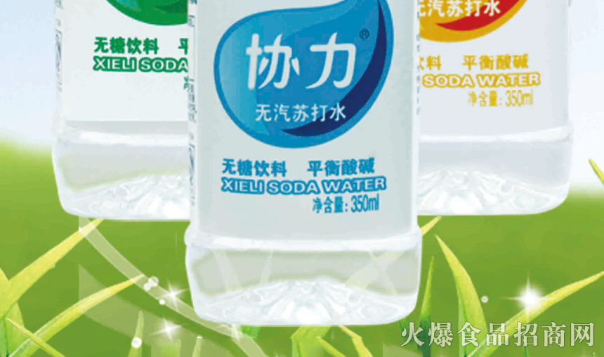 小瓶苏打水写真_04