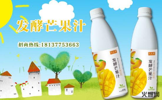 发酵芒果汁系列