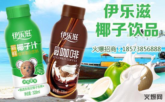 伊乐滋椰子饮品