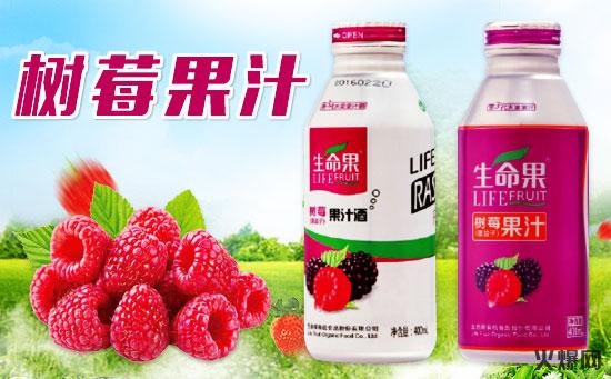 生命果树莓果汁