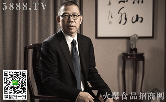 农夫山泉董事长钟��:沉下心才能结出果