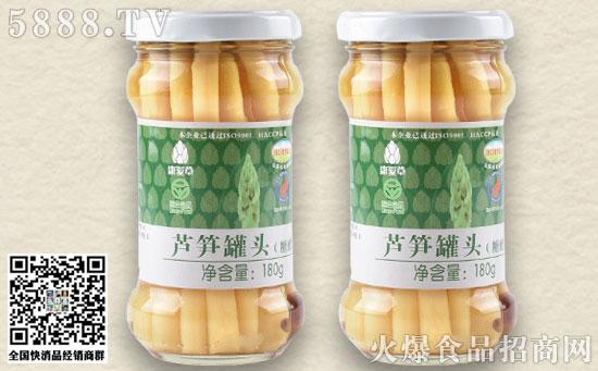 巨鑫源芦笋罐头