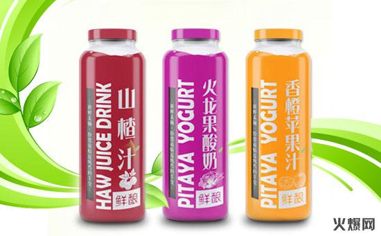 果汁市场增速迅猛,未来前景更加可观