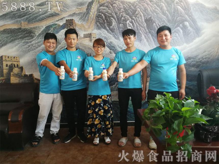 枣庄珍摇食品有限公司招商加盟图片