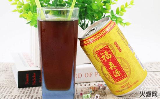 福森源草本凉茶