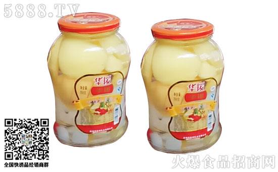 华援-水果罐头
