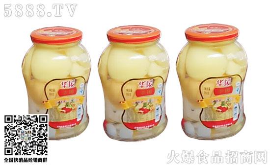 华援水果-罐头