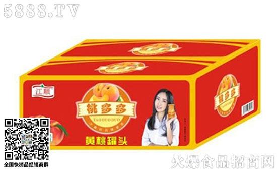 江顺桃多多-水果罐头