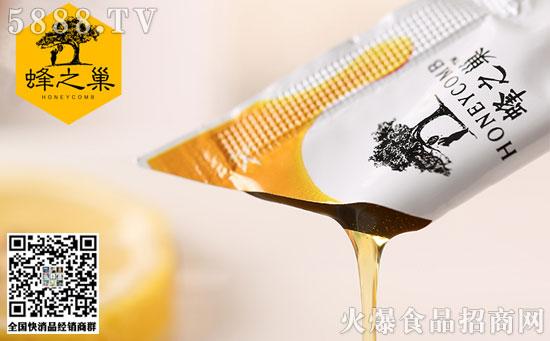 蜂之巢百花蜜图片
