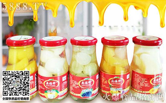 蒙康-水果罐头