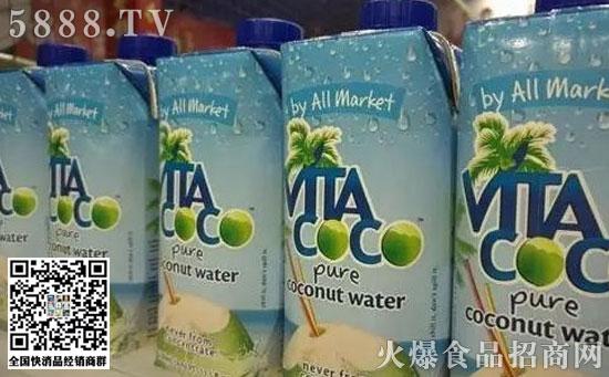 维他可可椰子水