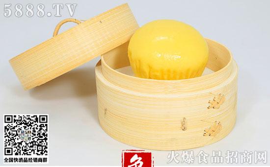 广式-奶黄包