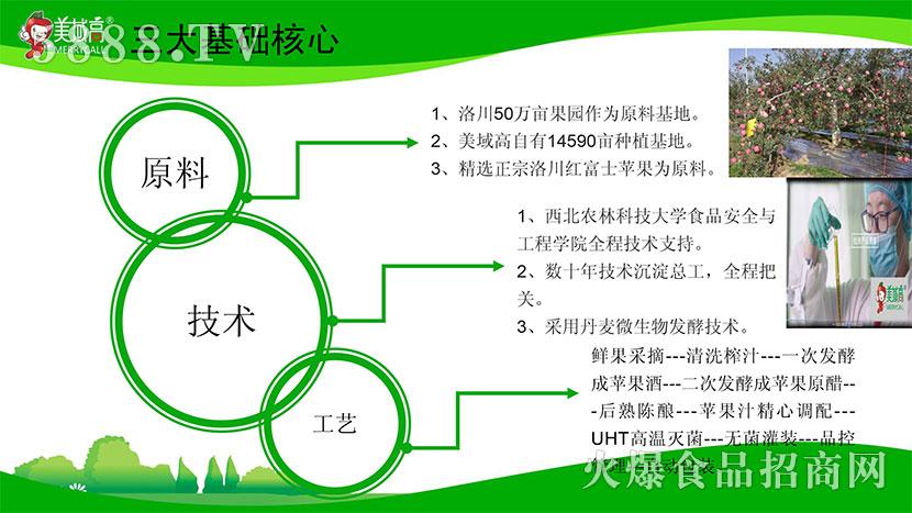 美域高苹果醋饮简介-5