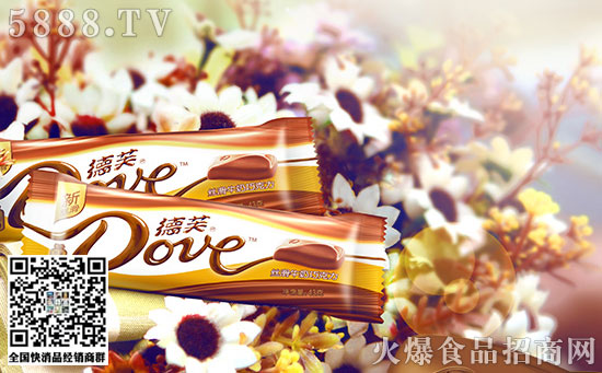 德芙丝滑牛奶巧克力