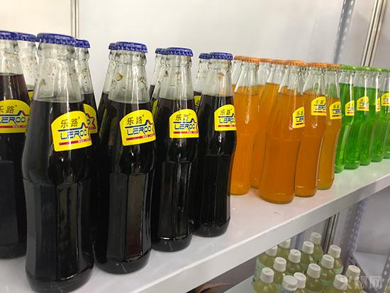 2019山东省糖酒会盛大开启,乐路食品闪亮登场,优质产品等您代理!