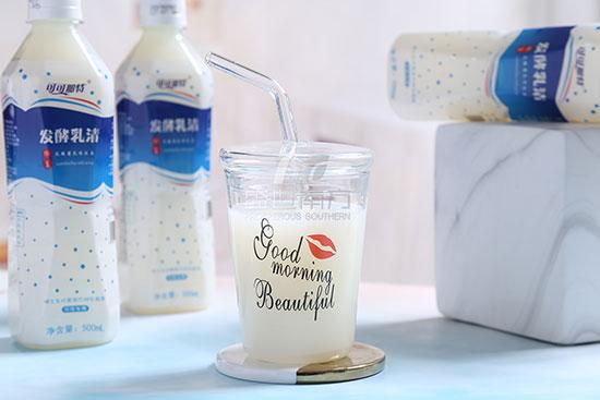 可可那特发酵乳清