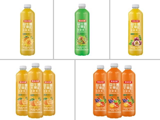 果汁市场一霸!独特创新,维他倍健益生菌大果粒发酵果汁,凭借一流的品质深受认可!