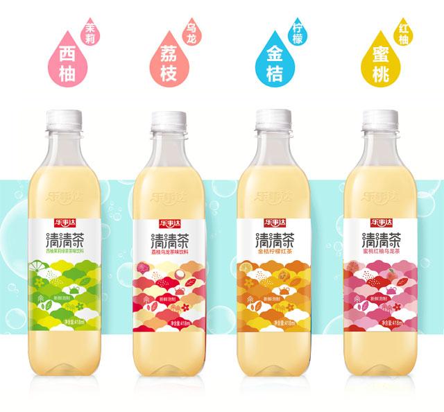 饮品市场再爆热门品类!乐事达清清茶引爆趋势!