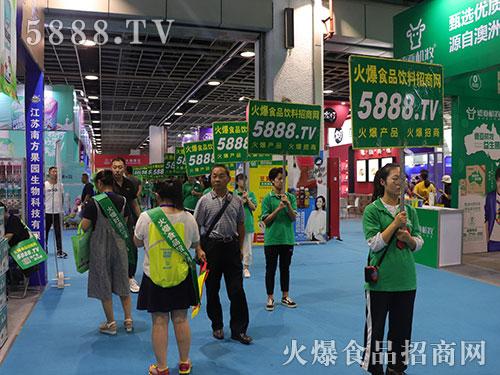 2019南京国际糖酒会,火爆食品网宣传效果大!