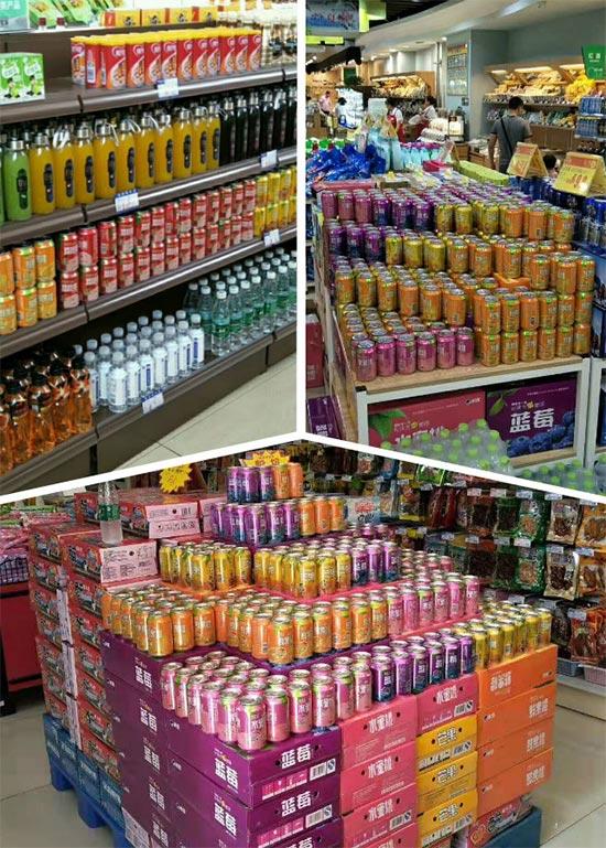 米奇系列果汁:颜值在线,渠道广阔