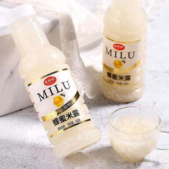 米露风味饮料