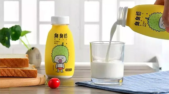 榴莲臭臭奶